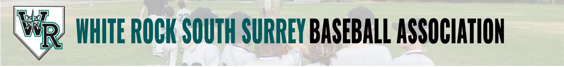 White Rock South Surrey Baseball