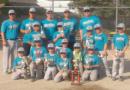 Tadpole Tritons (White) Win 2018 Andrews Invitational Tournament
