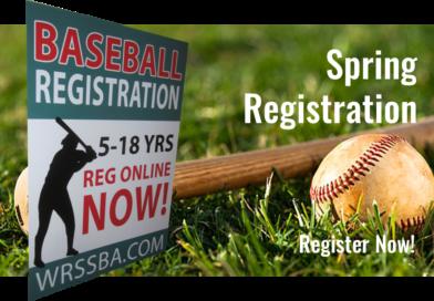 Spring Registration – Register Now!