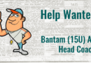 Help Wanted – Bantam AA Head Coach