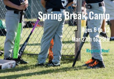 Spring Break Camp 2019 – Mar 27 to 29