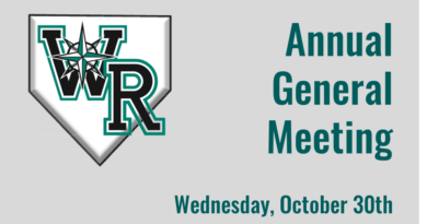 2019 Annual General Meeting – Wed., Oct. 30th