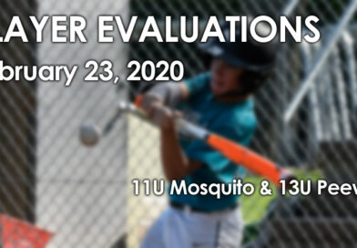 Player Evaluations – Sunday February 23rd, 2020