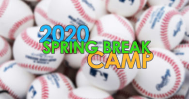 Tritons 2020 Spring Break Camp!