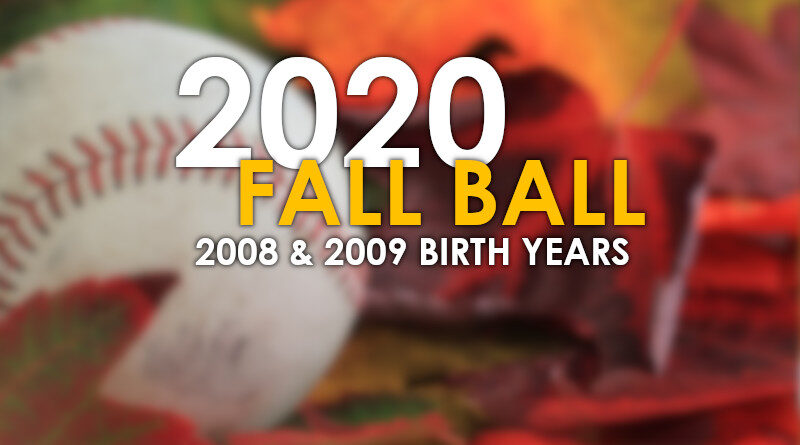 2020 Fall Ball