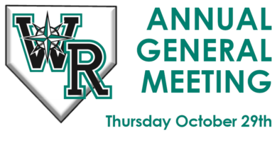 2020 AGM – Thursday Oct 29
