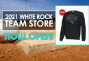2021 White Rock Baseball Team Store Now Open!