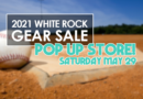 White Rock Baseball Gear Sale – Pop-up Store!